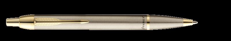 Parker IM Brushed Metal GT - kuličková tužka