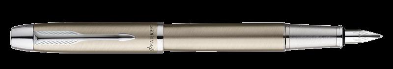 Parker IM Brushed Metal CT - plnící pero