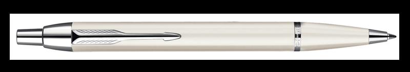 Parker IM Metal Pearl CT - kuličková tužka
