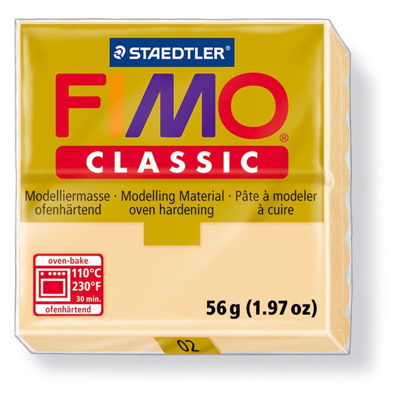 Fimo classic modelovací hmota 56g. - barva šampaň
