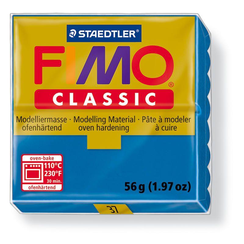 Fimo classic modelovací hmota 56g. - barva námořnická modř