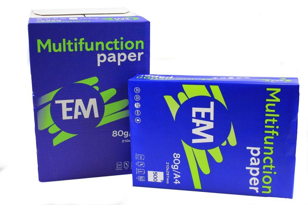 Xerografický papír TEAM A4, 80g/m2 , 2500listů