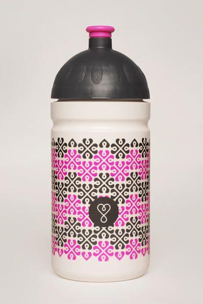 Zdravá lahev 0,5l, Ornament