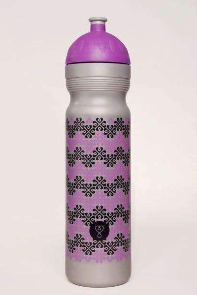 Zdravá lahev 1,0 l, Ornament