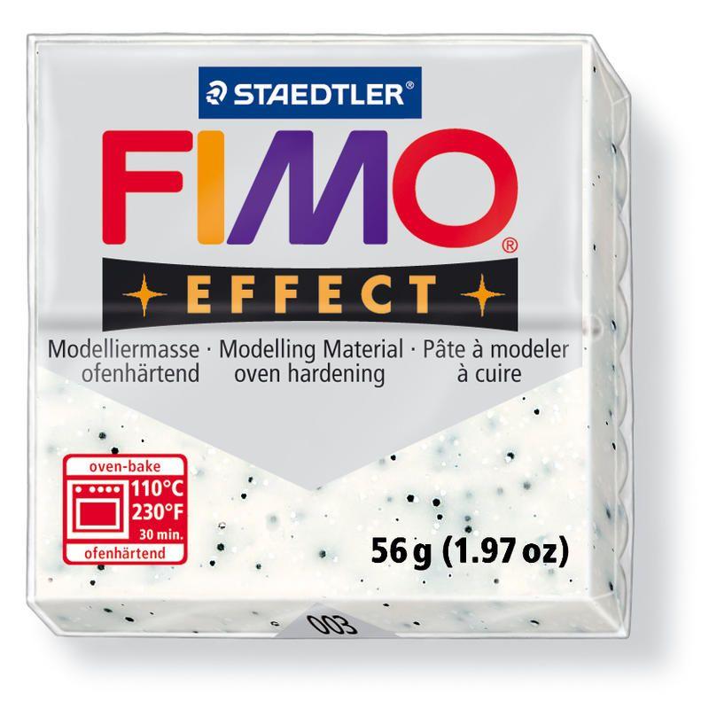 Hmota FIMO EFFECT, 56 g, mramor - kamenná