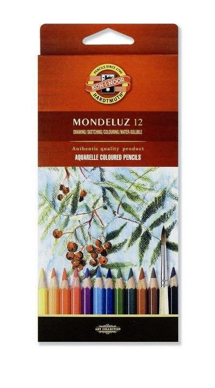 Pastelky 3716-12 akvarelové