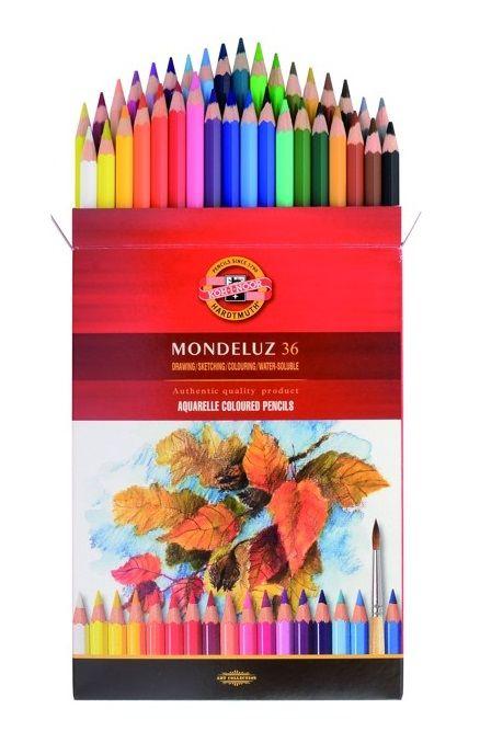 Pastelky 3719-36 akvarelové