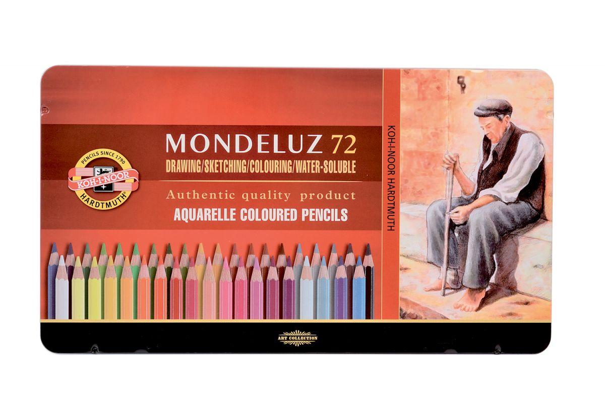 Pastelky 3722-12 akvarelové