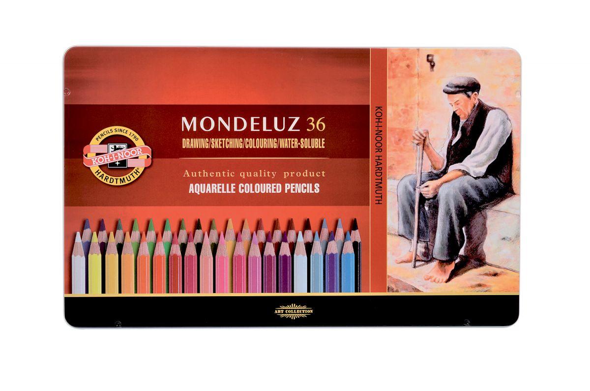 Pastelky 3725-36 akvarelové