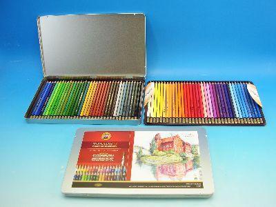 Pastelky 3727-72 akvarelové