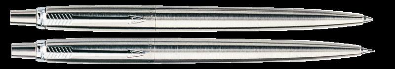 Parker Jotter Stainless Steel CT - sada kuličková tužka + mechanická tužka
