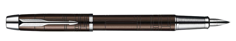 Parker IM Premium Metallic Brown - kuličková tužka