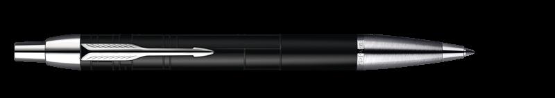 Parker IM Premium Matt Black - kuličková tužka