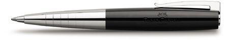 Faber- Castell Loom Piano černé - kuličkové pero