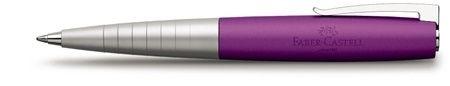 Faber- Castell Loom Metallic fialové - kuličkové pero