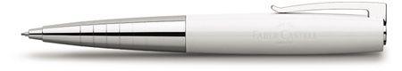 Faber-Castell Loom Piano bílá - mechanická tužka 0,7