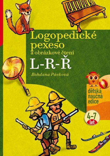 Logopedické pexeso L-R-Ř