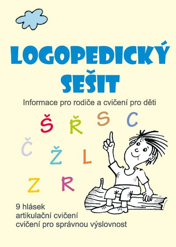 Logopedický sešit A5 38 listů